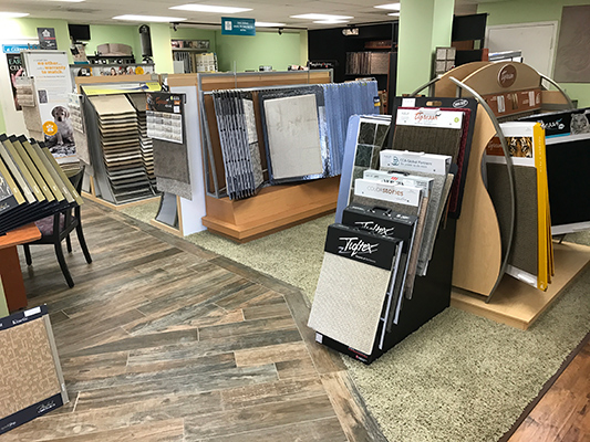 Flooring Showroom Baltimore City MD