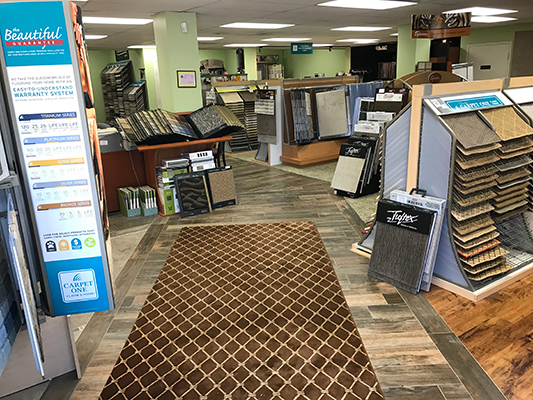 Flooring Showroom Baltimore County MD